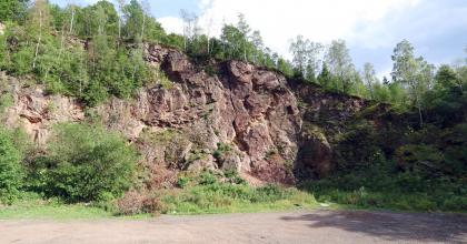Pustelnia koło Lubawki