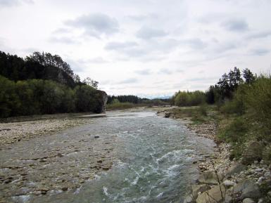 Wizja terenowa w rezerwacie przyrody Przełom Białki pod Krempachami