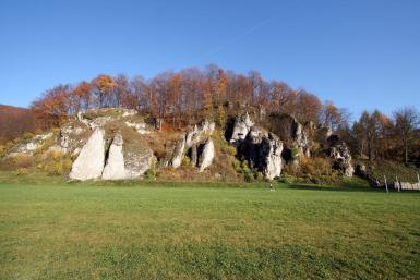 Nowy rejon wspinaczkowy pod Krakowem
